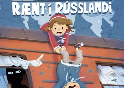 Henri rænt í Rússlandi
